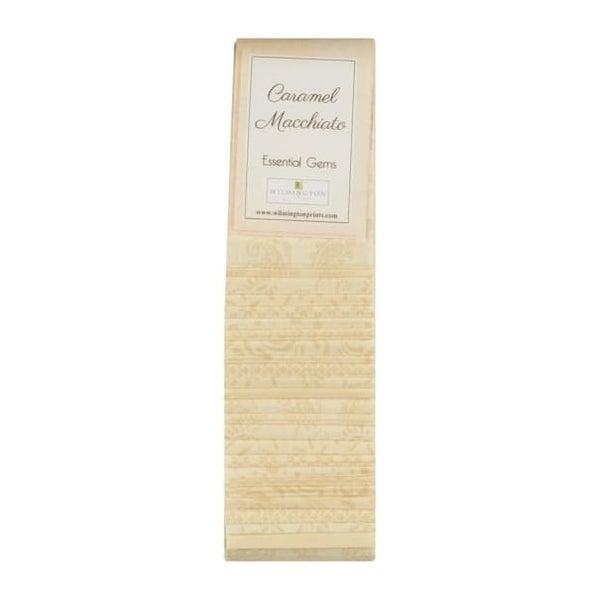 "Essential Gems (24 2 1/2"" Strips) Cotton by Wilmington Prints Caramel Macchiato"