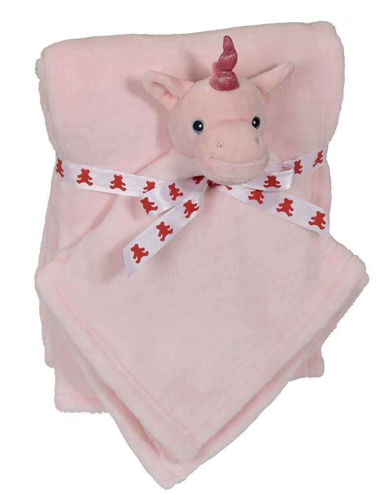 Unicorn Blankey Buddy Set
