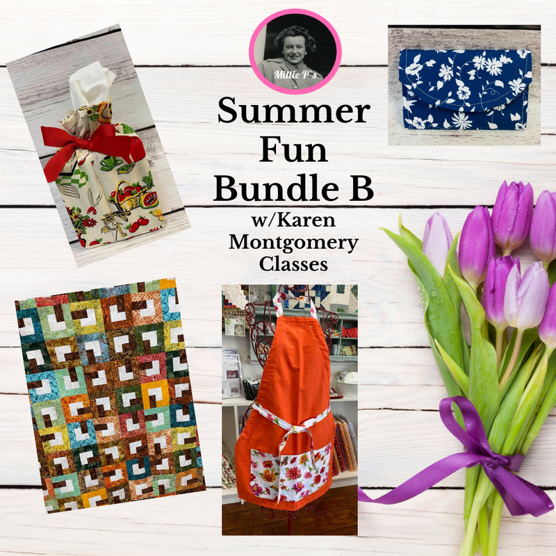 Summer Fun Bundle B w/Karen Montgomery