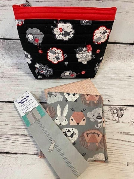 Millie's One Hour Pouch Pouch Animals
