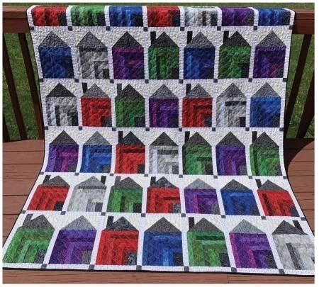 Pattern:  My House