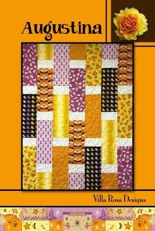 "Pattern:  Augustina  7 fats 42"" x 54"" *Final Sale*"