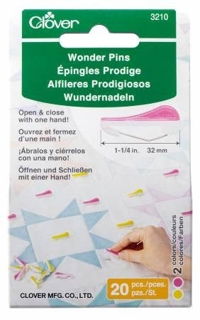 Wonder Pins