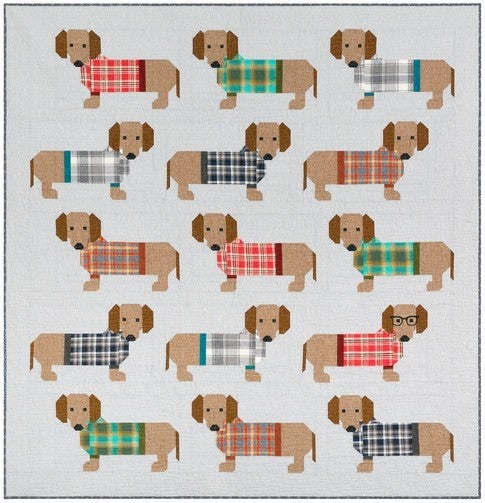 Pattern:  EH Dogs in Sweaters