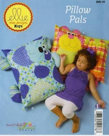 Pattern:  Pillow Pals