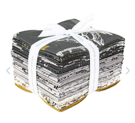 Timberland Fat Quarter Bundle (19 FQs)