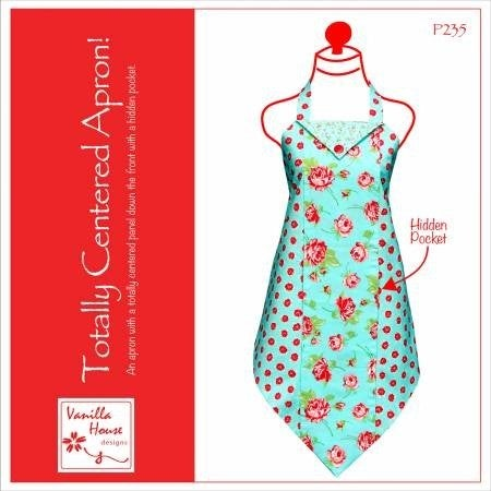 Pattern:  Totally Centered Apron *Final Sale*