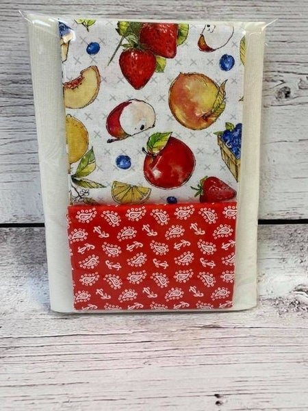 One Hour Basket Fruit Stand