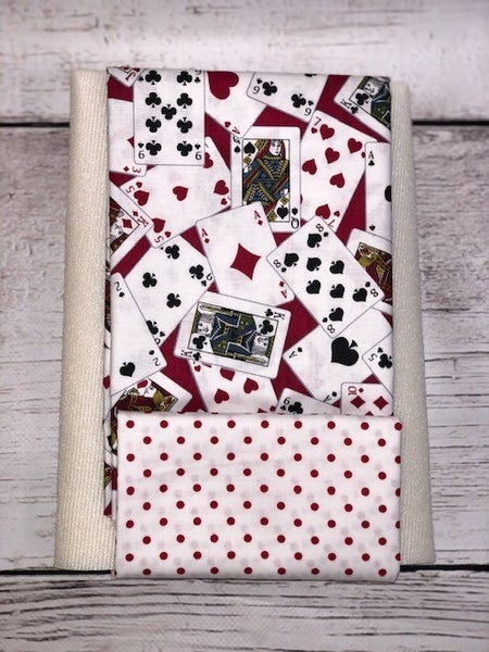 Kit:  One Hour Basket Playing Cards