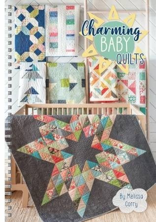 Book:  Charming Baby Quilts