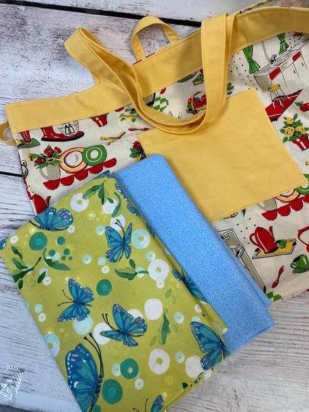 Kit: Simple Sack Butterflies (need pattern)