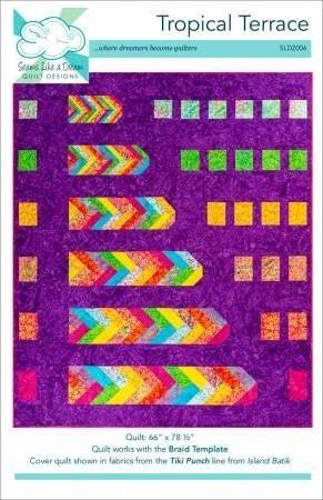 Pattern:  Tropical Terrace
