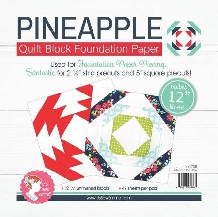 """Pineapple Foundation Paper 12"""""""