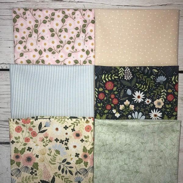 FQ Bundle (6) Poppy