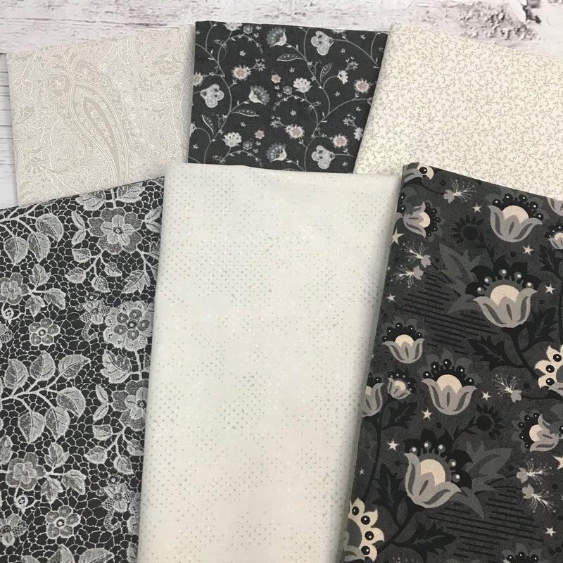 FQ Bundle (6) Antique Lace