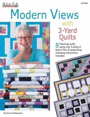Book:  Modern View 3-Yard Quilts