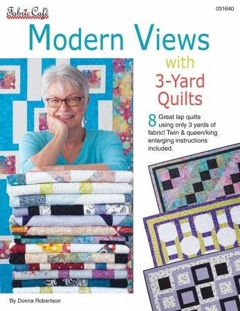 Book:  Modern View 3-Yard Quilts