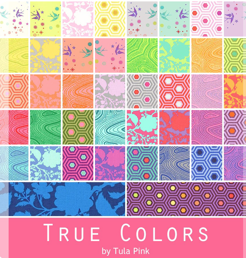 Tula True Colors Jelly Roll