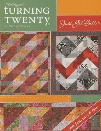 Book:  Turning Twenty Just Got Better