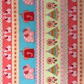 "Studio E - Boho Baby Pink (184"" x 42"")"