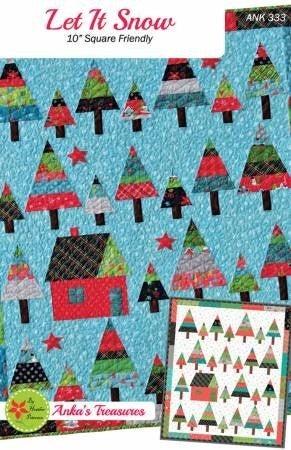 Pattern:  Let It Snow