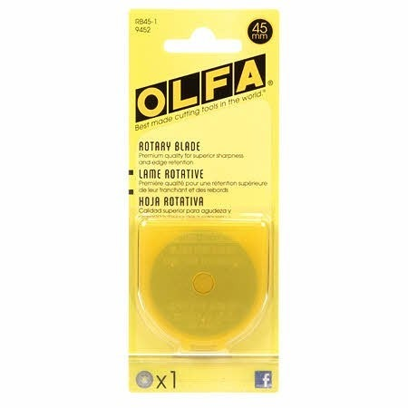 Olfa 45mm Rotary Blade (1)