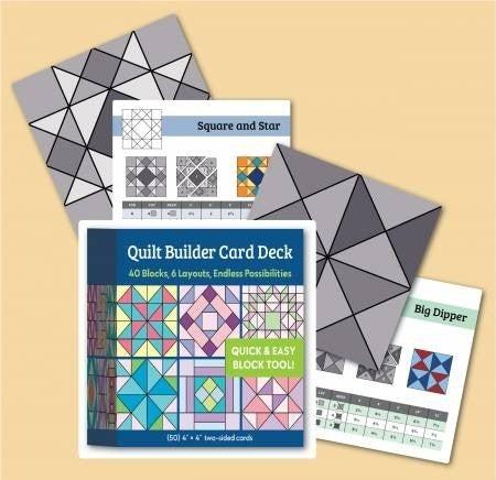 Quilt Builder Card Deck