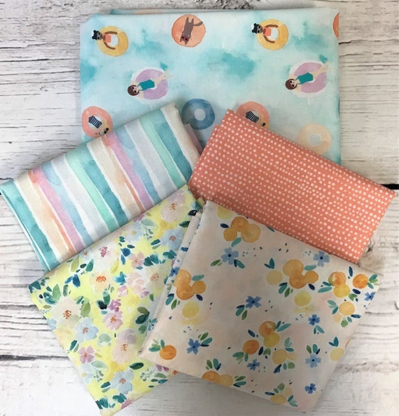 BYOK - Dear Stella kit (2 1/2 yards fabric)