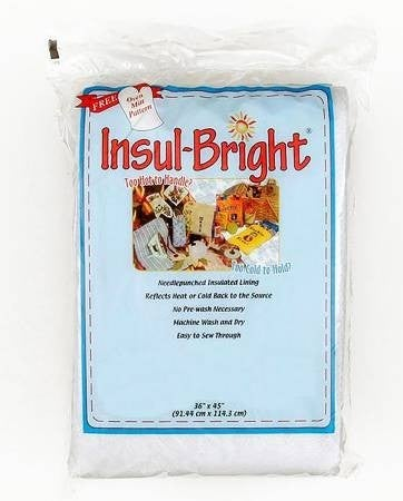"""Insulbright Package 1 Yd. x 45"""""""