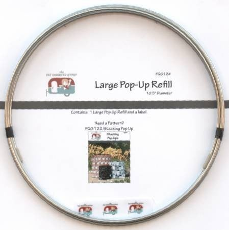 Large Pop Up Refill