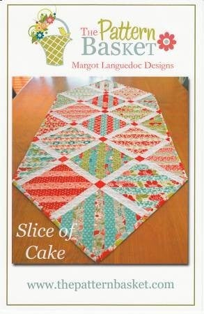 Pattern:  Slice of Cake *Final Sale*