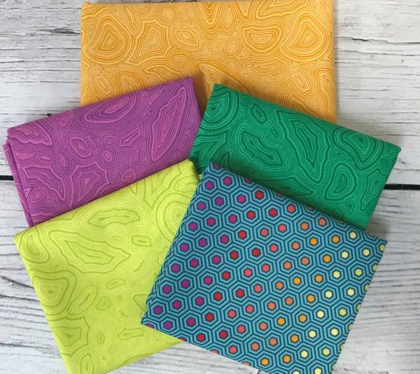 BYOK - Tula kit (2 1/2 yards fabric)