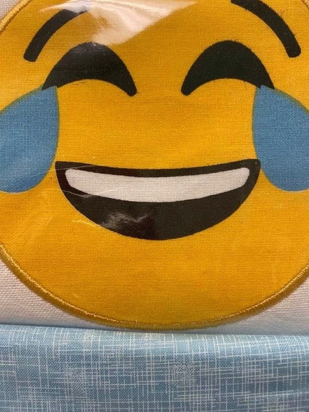 Kit: Towel Cowl Smiley Face