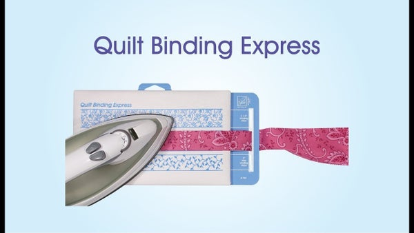 Quilt Binding Express Notion