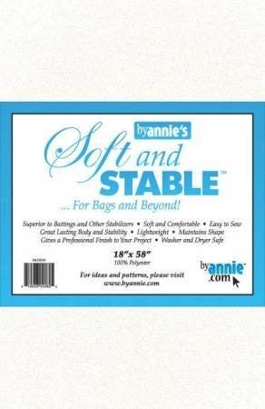 """Soft & Stable Sm. Pkg.   18"""" x 58"""""""