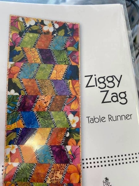 Pattern Ziggy Zag
