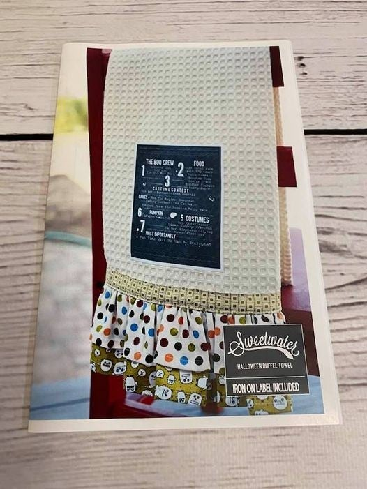 Sweetwater Towel Kit
