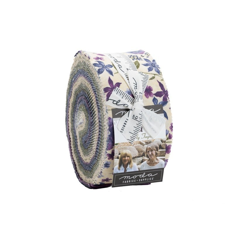 Moda Violet Hill Jelly Roll