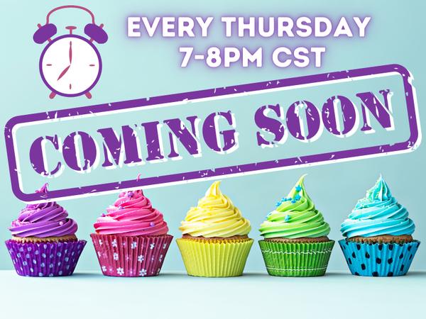 New Product &  New Deals Next Thursday 7-8pm CST