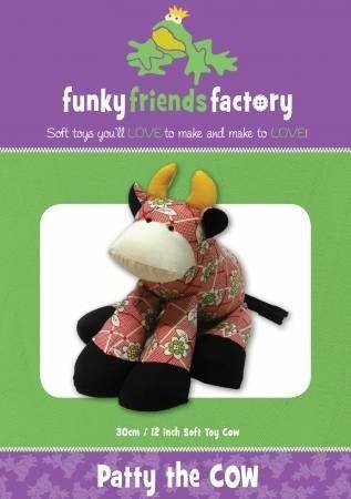 Pattern:  Patty the Cow *Final Sale*