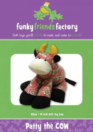 Pattern:  Patty the Cow *Final Sale*