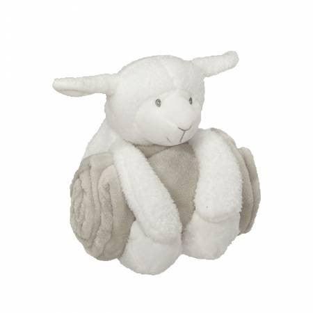 Lamb Blankey Hugger