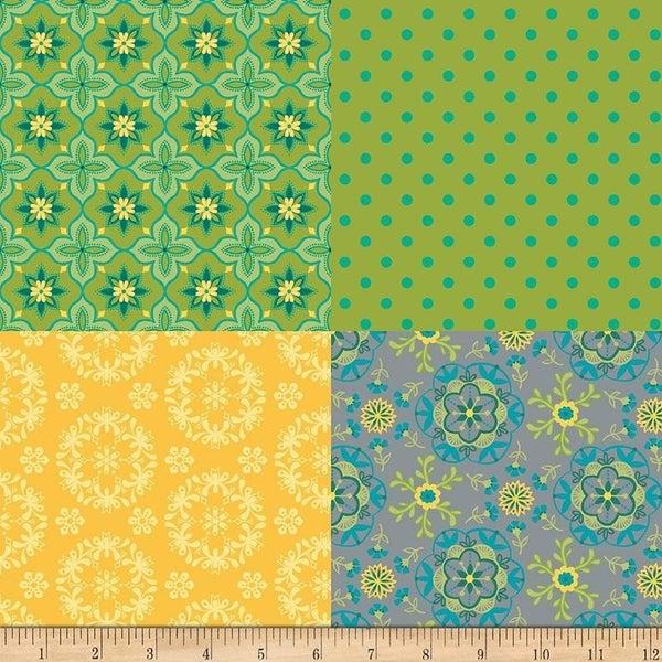 RB Wildflower Bouquet Green (252 x 42)