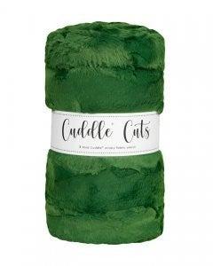 Two Yard Cut Cuddle -Evergreen