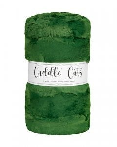 Two Yard Cut Cuddle -Evergreen