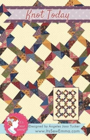 """Pattern:  Knot Today 53"""" x 68"""""""