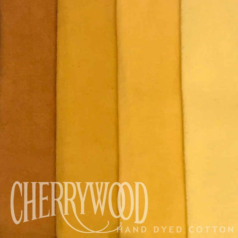 Fat Quarter Bundle Cherrywood Lion King (4 Fats)