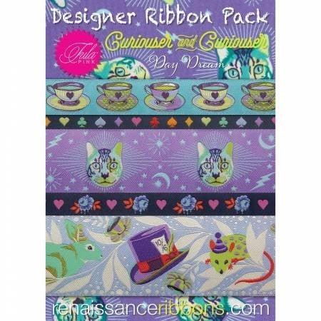 Tula Pink Curiouser Daydream Designer Pack Ribbon