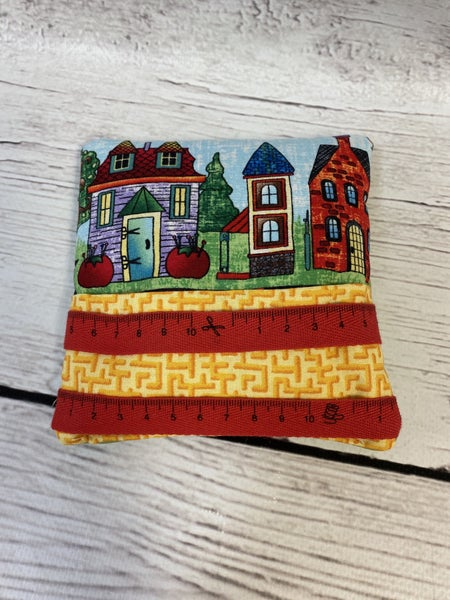 Pin Cushion Kit (Pattern Included)  Need Filler