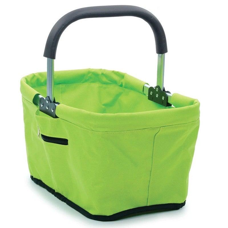 "Market Basket (17"" x 11"" x 9"" Green"